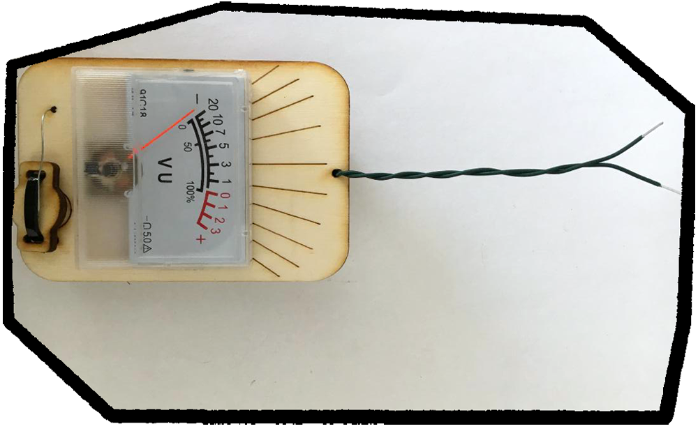 Minerals meter image